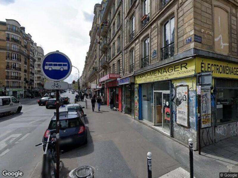 Location de parking - Paris 18 - 38 rue Marx Dormoy