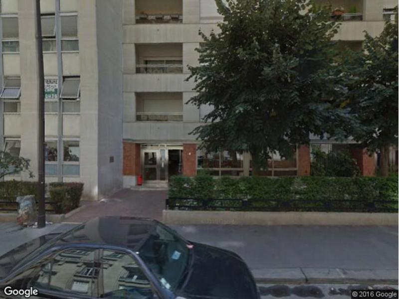 Place de parking à louer - Paris 75008 - 14 Rue Daru, 75008 Paris, France