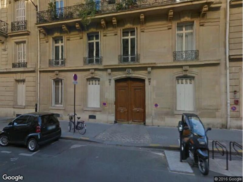 Place de parking à louer - Paris 75017 - 12 Rue de Phalsbourg, 75017 Paris, France - 300 euros