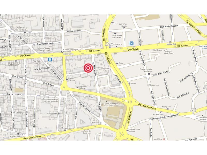 Place de parking louer marseille 5 chave - Place de parking location ...