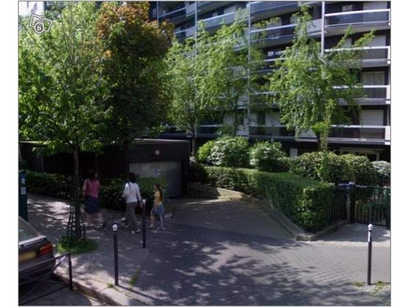 Location de parking - Paris-15E-Arrondissement 15 - 4 rue Saint-Saëns
