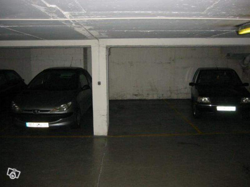 Location de parking - Paris 18 - Montmartre / Ramey