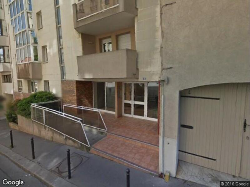 Place de parking à louer - Paris 75019 - 6 Rue d'Hautpoul, 75019 Paris, France