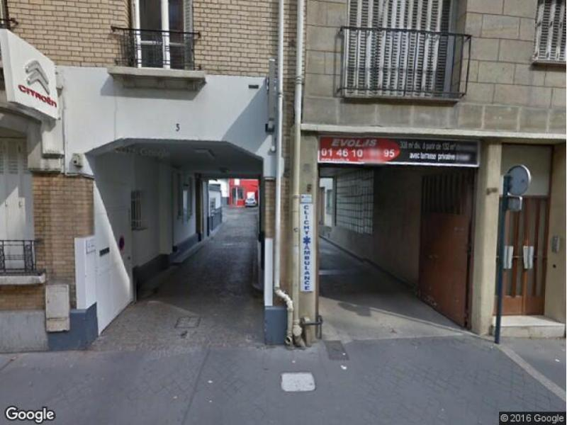 Location de box - Clichy - Gambetta