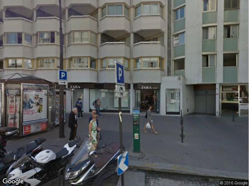 Location de parking - Paris 16 - 61 rue de Passy
