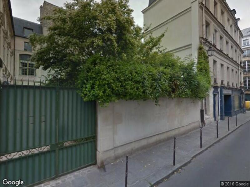 Location de parking - Paris 3 - Rambuteau / Marais