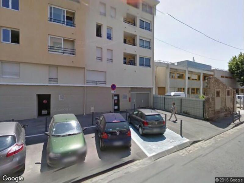 Location de garage - Marseille 10 - Acieries-Curtel