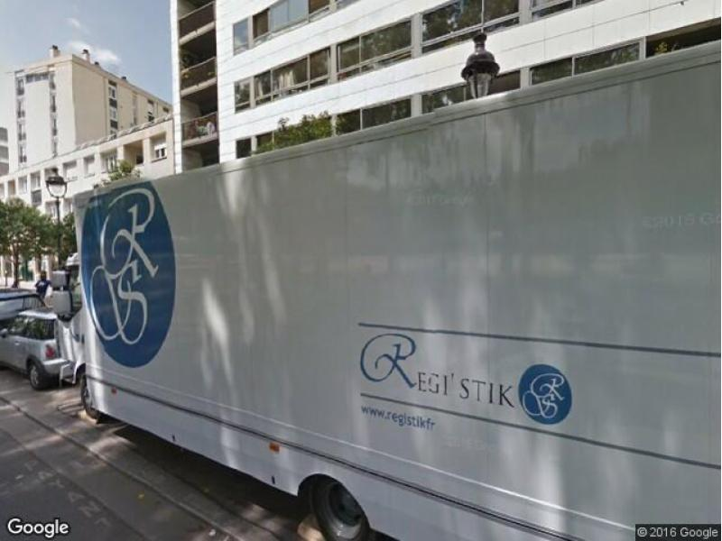Place de parking à louer - Paris 75019 - 61 Quai de la Seine, 75019 Paris, France - 100 euros