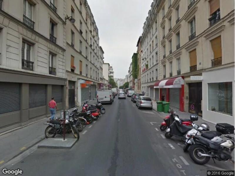 Place de parking à louer - Paris 75011 - Rue de la Fontaine au Roi, 75011 Paris, France