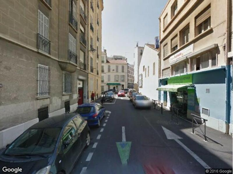 Location de parking - Marseille 4 - rue Edmond Dantès