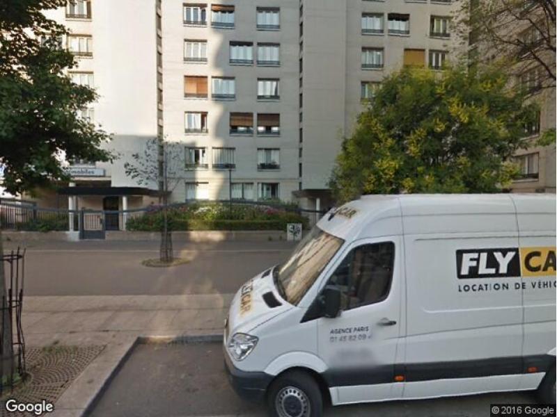 Place de parking louer paris 13 avenue d 39 italie for Arrondissement porte d italie