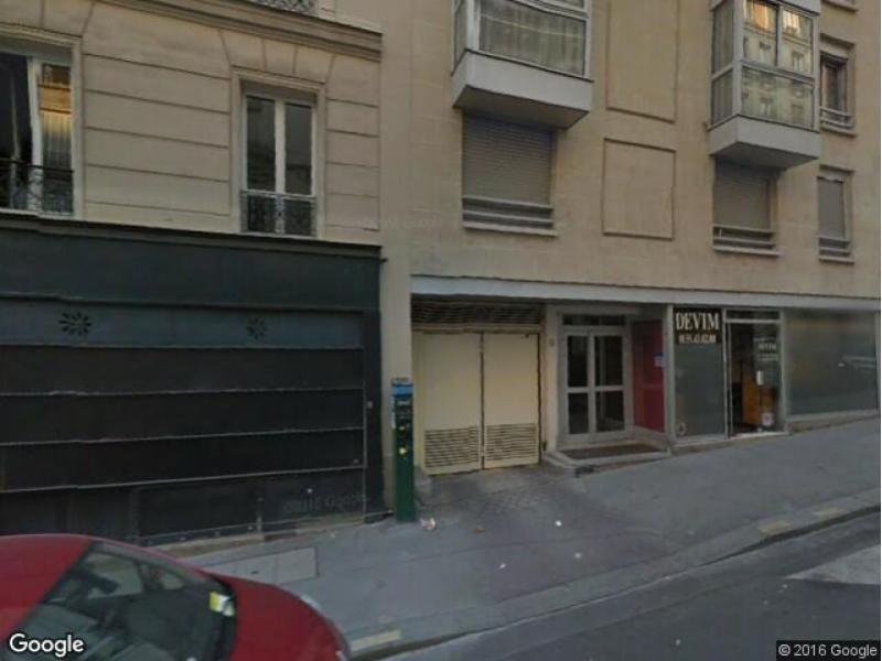 Location de parking - Paris 13 - Les Gobelins