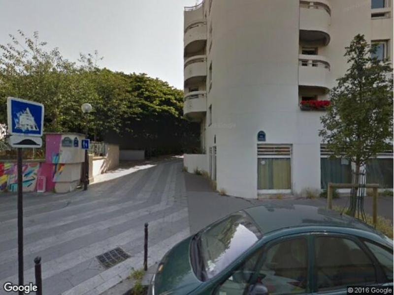 Location de parking - Paris 20 - Couronnes