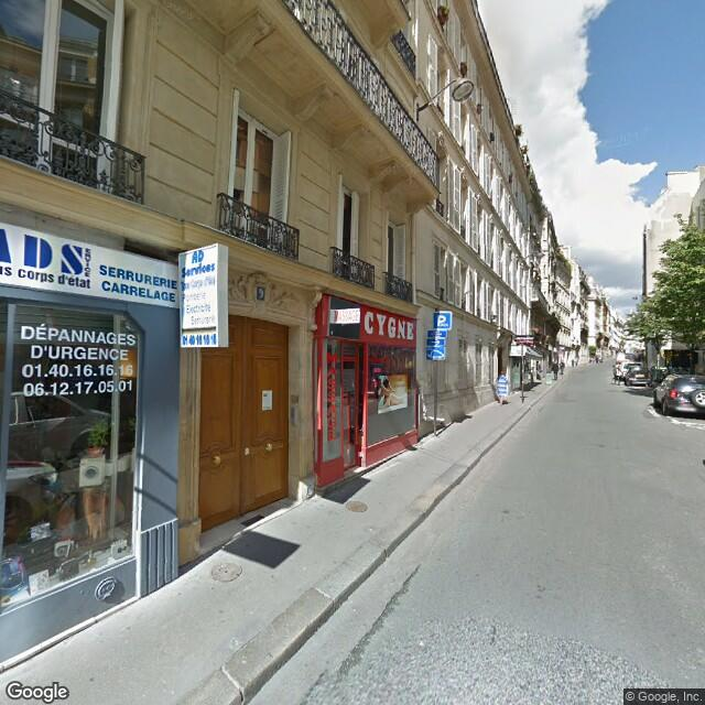 place de parking louer paris 9 saint lazare. Black Bedroom Furniture Sets. Home Design Ideas