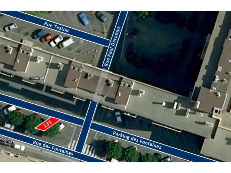 toulouse barriere de bayonne parking vendre. Black Bedroom Furniture Sets. Home Design Ideas
