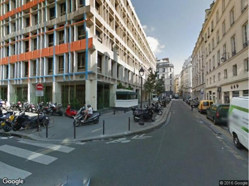 Vente de parking - Paris 2 - Grands Boulevards