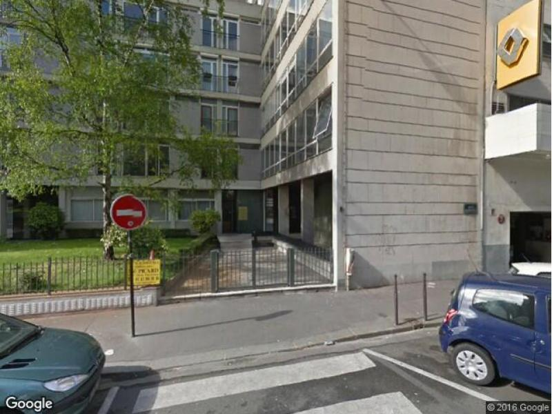 place de parking louer paris 15 6 rue du docteur finlay. Black Bedroom Furniture Sets. Home Design Ideas