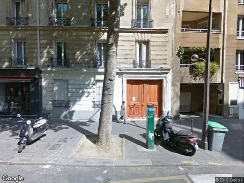 Place de parking à louer - Paris 75019 - 119 Rue Manin, 75019 Paris, France - 0 euros