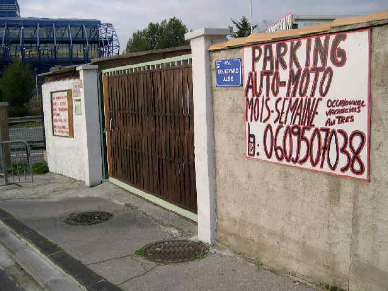 Location de parking - Marseille 4 - Banon-Roux
