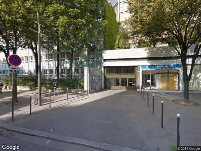 Vente de parking - Paris 13 - Maison Blanche