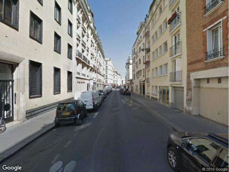 Location de parking - Paris 11 - rue du Commandant Lamy