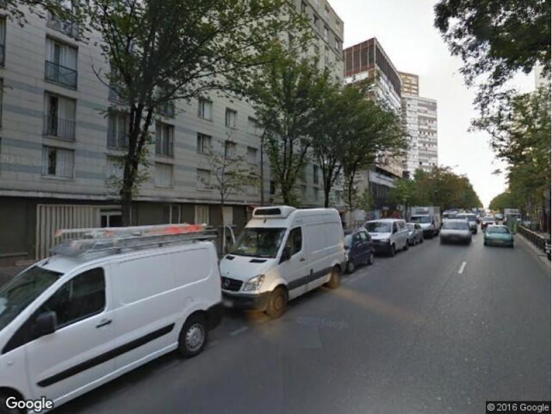 Location de parking - Paris 13 - avenue d'Ivry