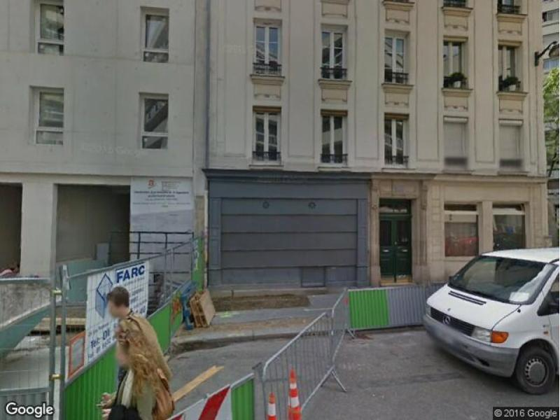 Location de parking paris 18 153 rue championnet - Parking porte de clignancourt paris 18 ...