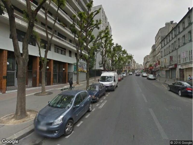 Place de parking à louer - Paris 75020 - 23 Rue de Belleville, 75020 Paris, France