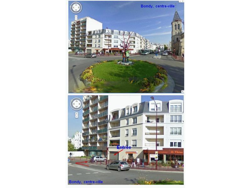 bondy le centre ville place de parking louer. Black Bedroom Furniture Sets. Home Design Ideas