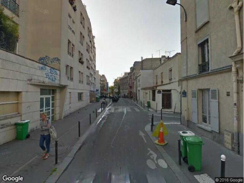 Place de parking à louer - Paris 75020 - Rue du Retrait, 75020 Paris, France
