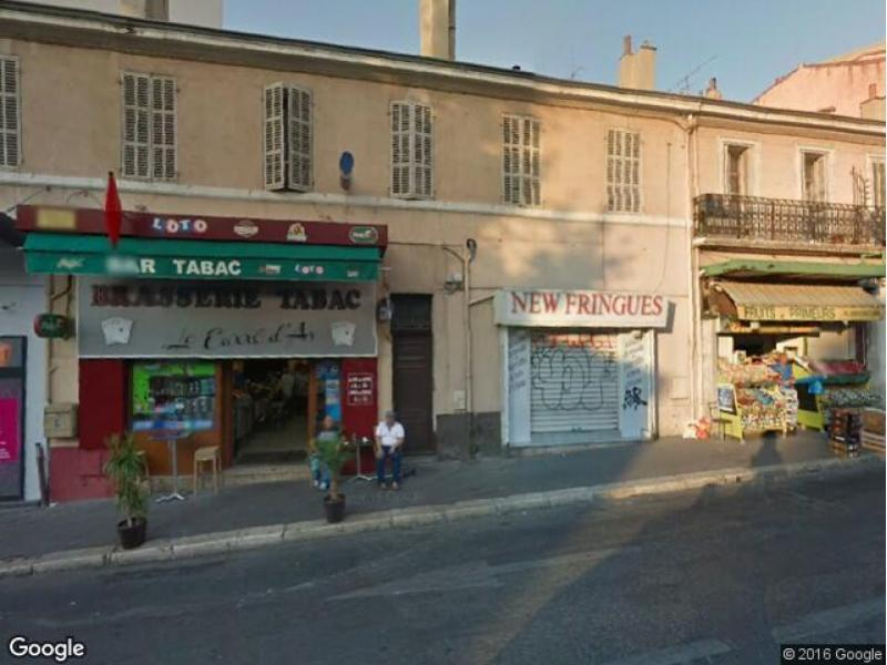 Vente de parking - Marseille 10 - 206 avenue de Toulon