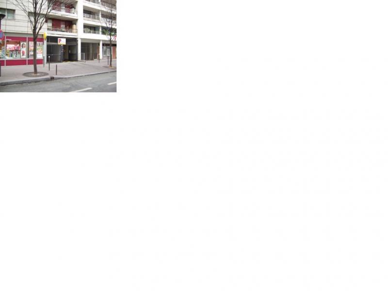 place de parking louer paris 75013 biblioth que fran ois mitterrand. Black Bedroom Furniture Sets. Home Design Ideas