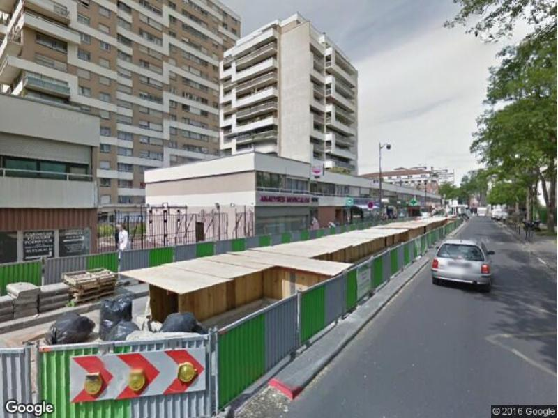 Location de parking - Paris 19 - Flandre