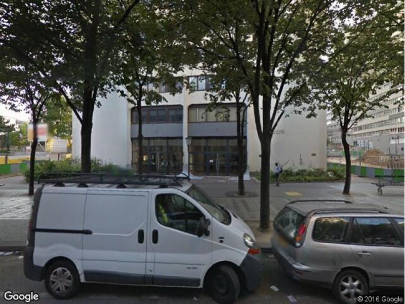 Parking Porte daposItalie - Paris