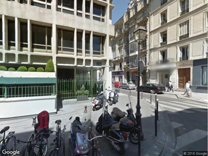 Place de parking à louer - Paris-2E-Arrondissement 2 - Sentier