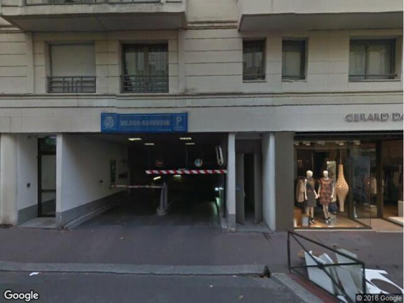 Location de parking - Levallois-Perret - PRESIDENT WILSON