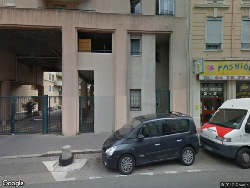 Vente de parking - Lyon 7 - Jean-Mace