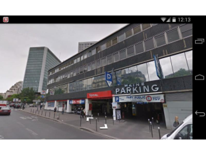 Place de parking louer paris 75015 50 avenue du for Garage avenue du maine