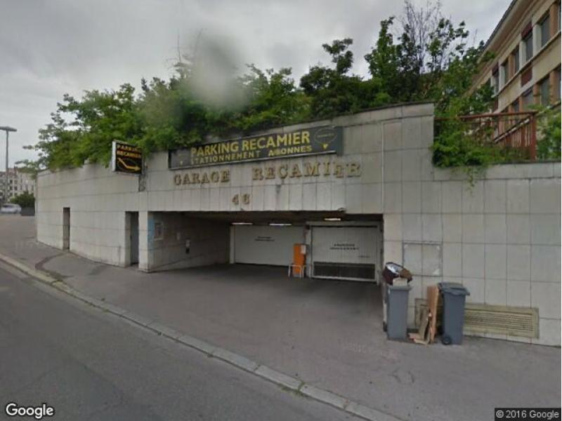 Location de box - Lyon 2 - Verdun-Suchet