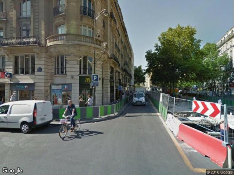 Vente de parking - Paris 12 - Bastille