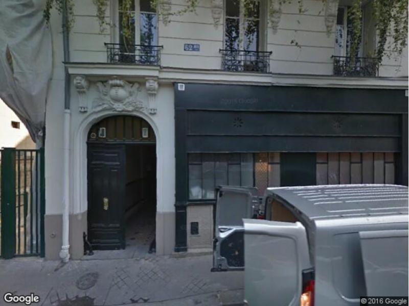 place de parking louer paris 75020 64 rue des rondeaux 75020 paris france 100 euros. Black Bedroom Furniture Sets. Home Design Ideas
