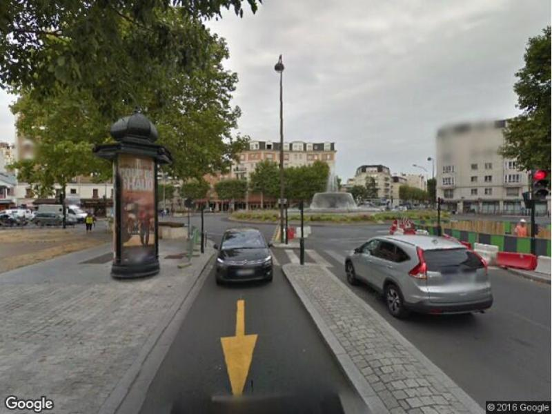 Location de parking - Courbevoie - Europe