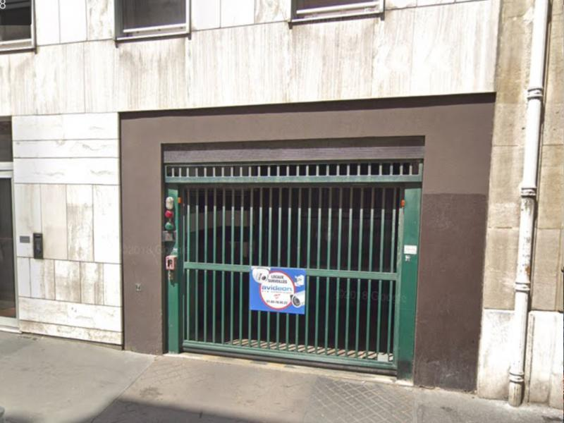 Location de box - Paris 6 - Luxembourg-Assas
