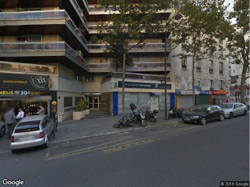 Location de parking paris 18 40 avenue de saint ouen for Location paris 18