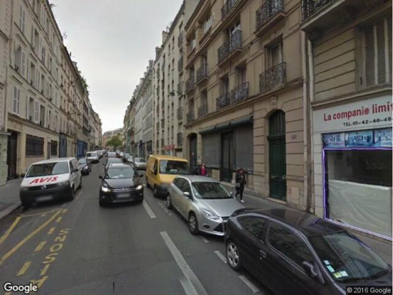 Parking à louer - Paris 10 - rue Jacques Louvel-Tessier